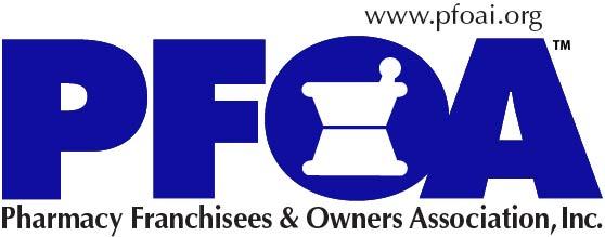 PFOA logo - blue